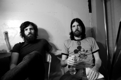 Scott and Seth Avett